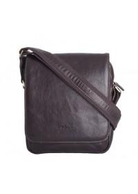 Компактная коричневая сумка мужская на плечо Katana k739112-2
