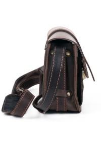 Стильная качественная сумка из кожи Manufatto 74-visitka