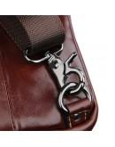 Фотография Коричневый слинг - рюкзак мужской 74002c