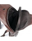 Фотография Большой коричневый мужской слинг 74004LC