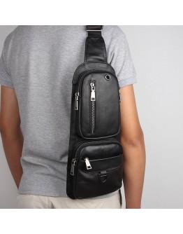 Оригинальный кожаный мужской слинг 74020A