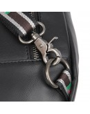 Фотография Кожаный рюкзак слинг на одну шлейку 74022A