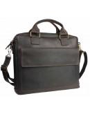 Фотография Удобная мужская сумка кожаная для документов 741040D-B-SKE