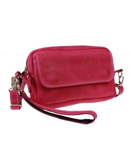 Женская кожаная небольшая сумка 742266-SKE
