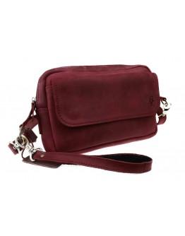 Женская кожаная небольшая сумка 743266-SKE