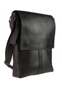 Кожаная мужская вертикальная сумка формата А4 7446S-SKE