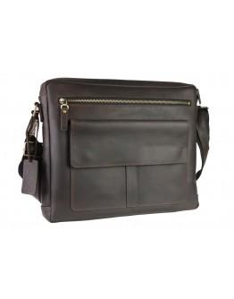 Коричневая большая мужская сумка на плечо 74540S-SKE