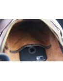 Фотография Кожаная коричневая планшетка на плечо 74625-SKE