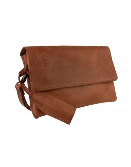 Светло-коричневый мужской кожаный клатч 74632-SKE