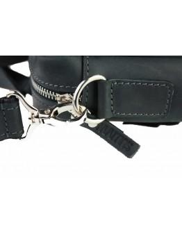 Черная повседневная сумка мужская для документов 74940D-A-SKE