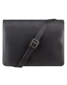 Чёрная удобная сумка Visconti 753 L Tess (Black)