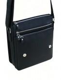 Фотография Вместительная сумка черного цвета на каждый день 756111-SGE