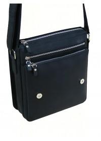 Вместительная сумка черного цвета на каждый день 756111-SGE