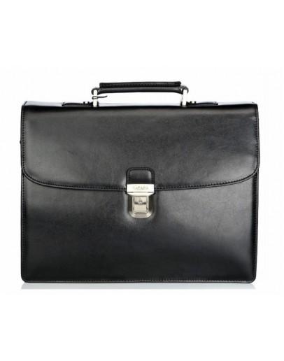 Фотография Классический солидный мужской кожаный портфель Katana k763041-1