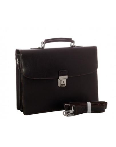 Фотография Коричневый мужской классический портфель Katana k763041-2