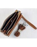 Фотография Модная барсетка из качественной телячьей кожи Cerio 7655
