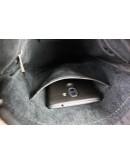Фотография Черная мужская планшетка на плечо 76922-SKE