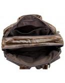 Фотография Сумка мужская из натуральной кожи 3 в 1 77014 c-3