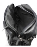 Фотография Мужская вместительная сумка - рюкзак 77014-3md
