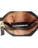 Фотография Небольшая мужская коричневая сумка планшетка 77020-SKE