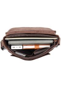 Винтажная модная сумка на плечо из кожи 77022Q