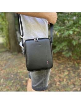 Черная сумка на плечо Marco Coverna 7705-1A black