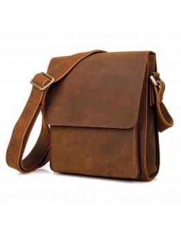 Мужская сумка - планшет из лошадиной кожи 77055