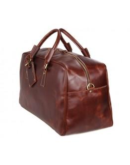 Большая коричневая дорожная мужская сумка 77056-L1