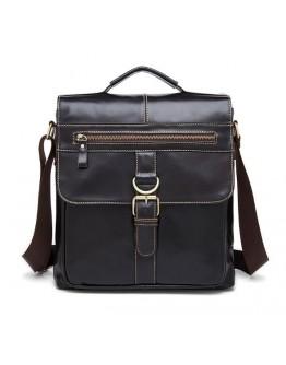 Коричневая вместительная сумка в руку и на плечо Cross 77074-R1