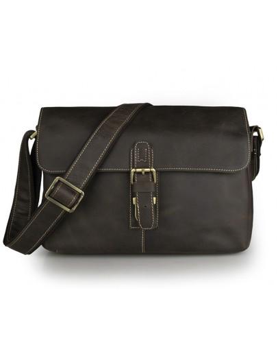 Фотография Отличная вместительная мужская сумка на плечо 77084r1