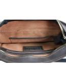 Фотография Коричневая вертикальная мужская сумка-планшетка 77138-SKE