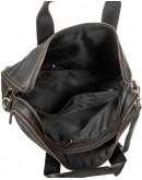 Фотография Мужская кожаная деловая сумка 77167A