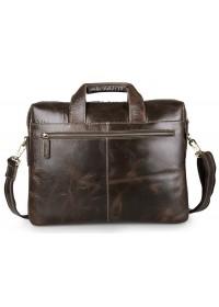 Кожаный мужской портфель, винтажный стиль 77167c-1