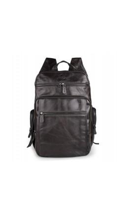 Черный большой мужской рюкзак 77202AI