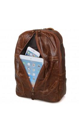 Коричневый рюкзак кожаный для мужчин 77244b