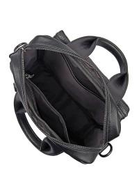 Мужская кожаная сумка через плечо и в руку 77266A