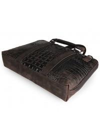 Прочная и практичная мужская кожаная сумка 77307r