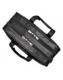 Фотография Большая вместительная сумка для мужчины чёрная 77319a