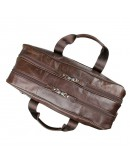 Фотография Большая коричневая сумка для командировок 77320c
