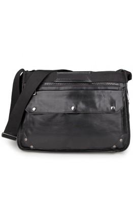 Большая и очень вместительная мужская сумка на плечо 77323 a