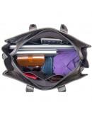 Фотография Вместительная мужская сумка для командировок 77324J
