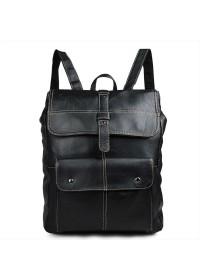 Удобный мужской кожаный рюкзак 77335A