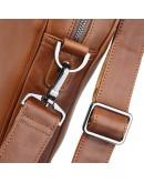 Фотография Модный коричневый стильный мужской портфель 77349b