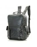 Фотография Мужской рюкзак из телячьей кожи 77355J