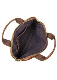 Мужская кожаная сумка - портфель 77378C