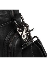 Вместительная кожаная мужская стильная сумка 77381