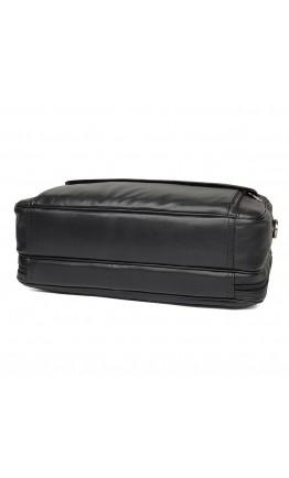 Большой кожаный мужской портфель 77383A