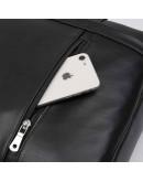 Фотография Кожаная деловая сумка для большого ноутбука 77386A