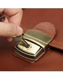 Фотография Кожаный модный мужской деловой портфель 77397X