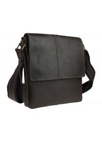 Кожаная деловая мужская сумка на плечо 775238-SKE